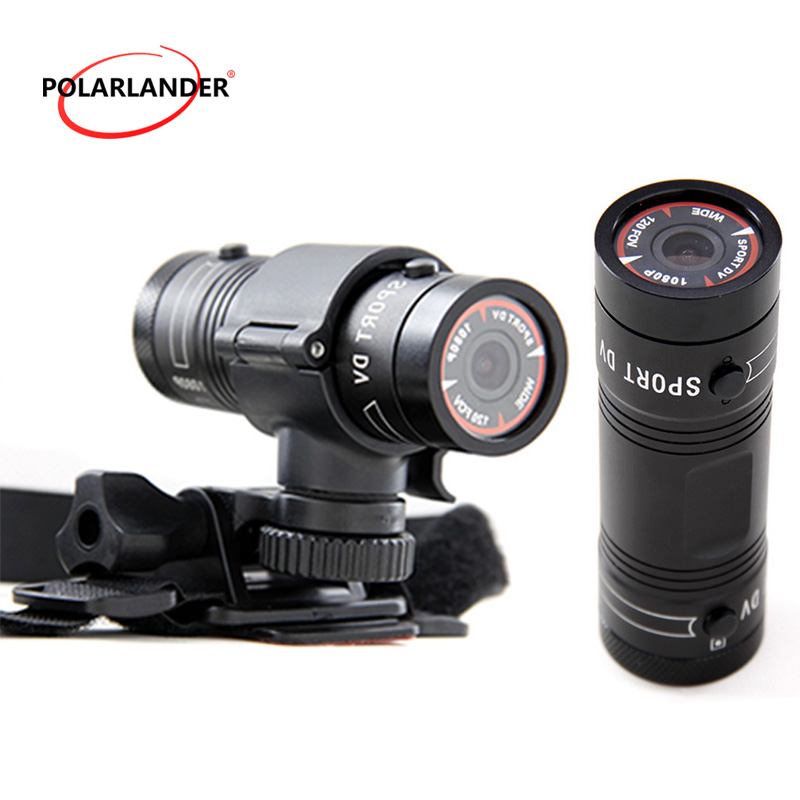 New Arrival Mini F9 Camera Hd Bike Motorcycle Sports