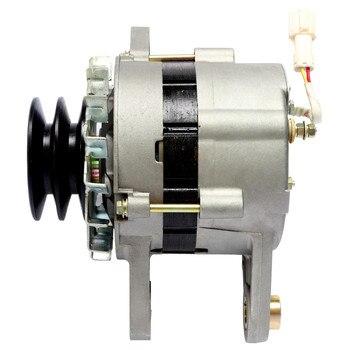 Горячая продажа 24В 35А генератор JFZ235B аксессуары генератора для HITACHI экскаватора 6BDIT генератора