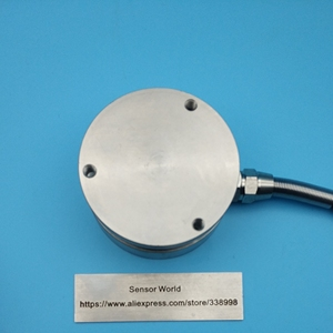 Image 2 - Flat bellows sensor  Plane pressure sensor  diameter 58mm  20kg 30kg 50kg 100kg 200kg 300kg  500kg 1T 2T 3T 5T 10T