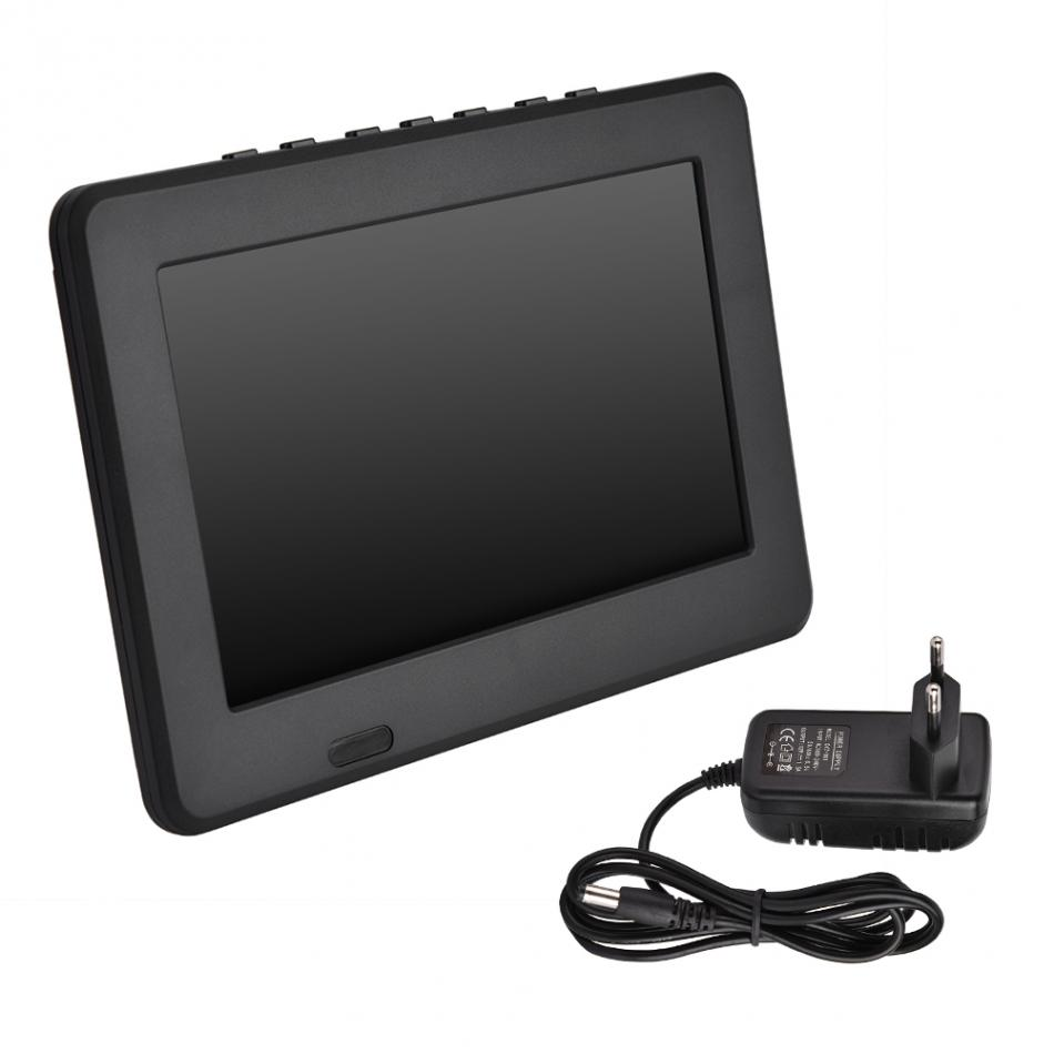 Hot Sale LEADSTAR Portable Television ISDB T 7 Inches Rechargeable Digital Color TV Television Player TFT