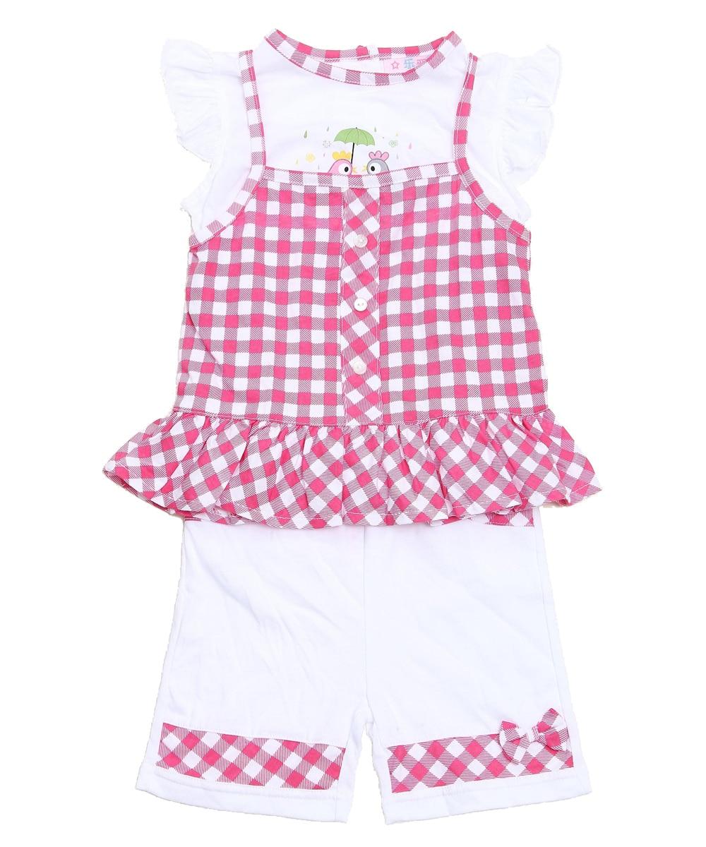 2019 Modna dječja odjeća Set za malu djecu Djevojka odjevena 3 - Odjeća za bebe - Foto 1