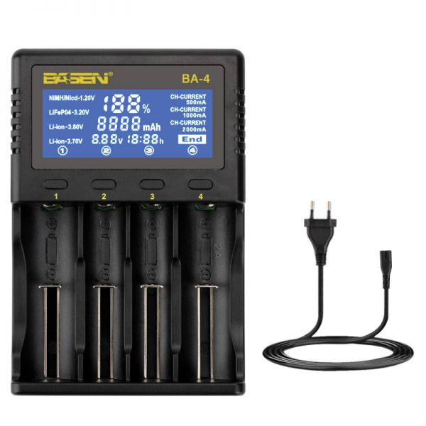 LEORY Battery Charger LCD Screen LCD Display Charger 12V 1A EU/US Plug 1.2V 3.7V 3.2V For 26650 18650 14500 li-ionBattery AA/AAALEORY Battery Charger LCD Screen LCD Display Charger 12V 1A EU/US Plug 1.2V 3.7V 3.2V For 26650 18650 14500 li-ionBattery AA/AAA