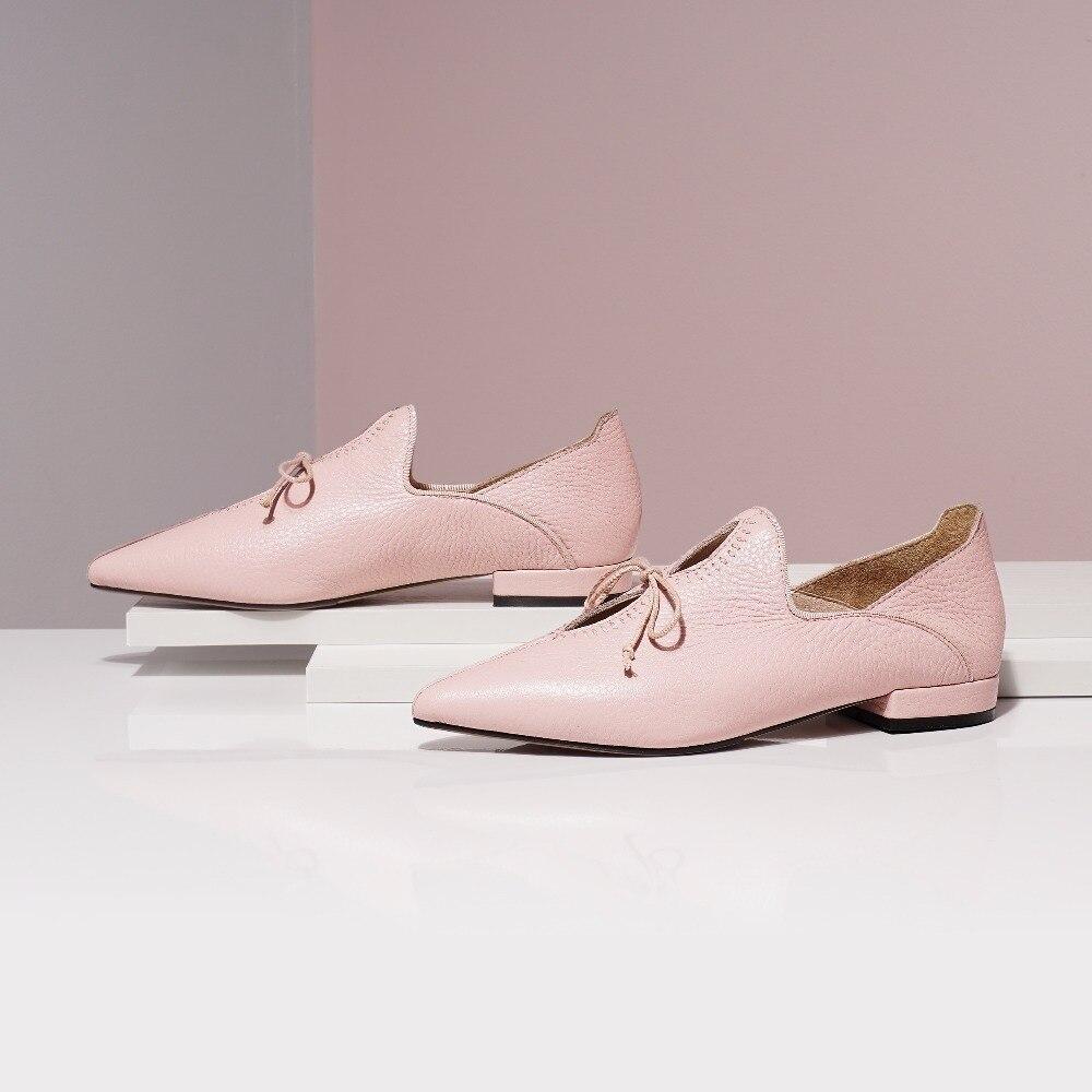Rose Cm Bas Véritable 5 Pompes Blue 3511 Sexy Pour Chaussures Femme Boîte Sky D'été toe 1 Style Cuir Femmes pink Pointu D'emballage Talons Habillées xXw8wzpqYr