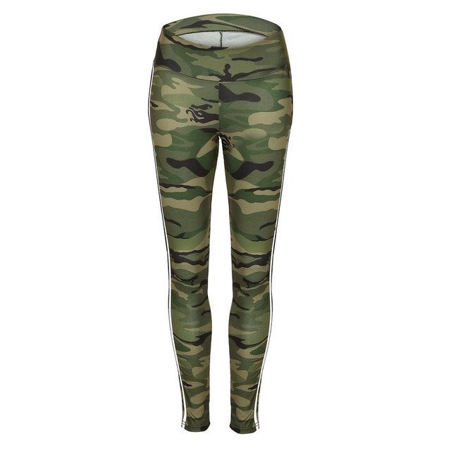 Women's Side Stripe Plus Size Leggings 3 colors  S-XXL