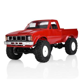 rc truck WPL DC-24 2.4GHz Frequency Remote Control Off-road Vehicle 4 Channels RC Truck remote control truck'
