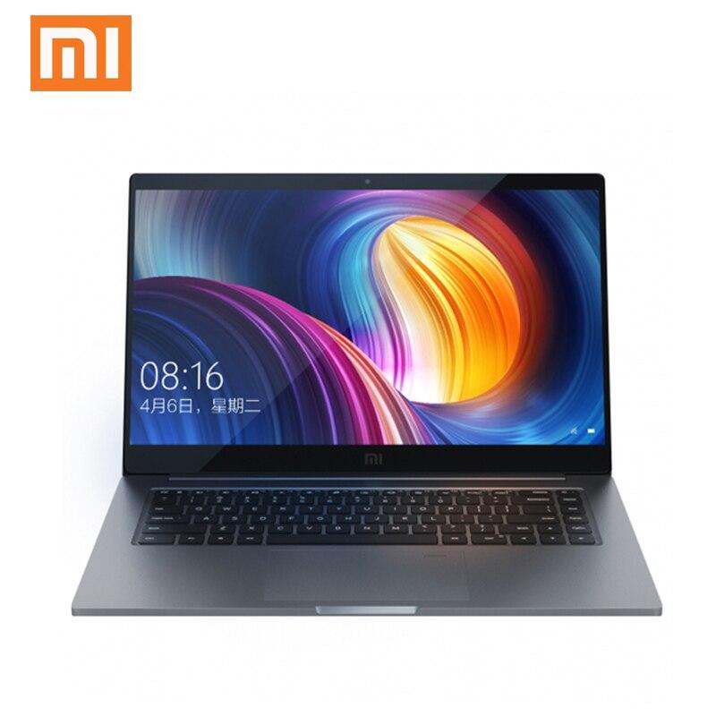 Xiao mi ordinateur portable Pro 15.6 pouces i5-8250U 8 GB DDR4 RAM 256 GB SSD ROM GTX1050Max-Q 4 GB GDDR5 ordinateur portable gagne 10