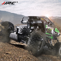 JJRC Q51 RC Car Off Road MAX 6WD RTR Racing Truck Car Remote Control Climbing Car Toys With Front LED Light Brushless Motor