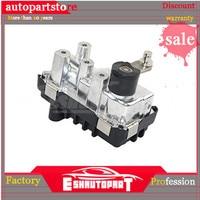 Turbo Electric Actuator G 125 for BMW 5er 525d 530d E60 E61 X5 E53 G125 712120 781751 6NW008091 6NW009483