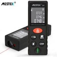 MESTEK D4 60M Laser Distance Meter Rangefinder Double Water Balance Data Record Area Volume Measure New