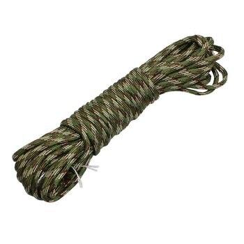 Camouflage touw 10 Meter