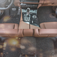 Протектор Automovil Авто интимные аксессуары для украшения интерьера молдинги украшения автомобильный коврик коврики для Volkswagen мужские Поло