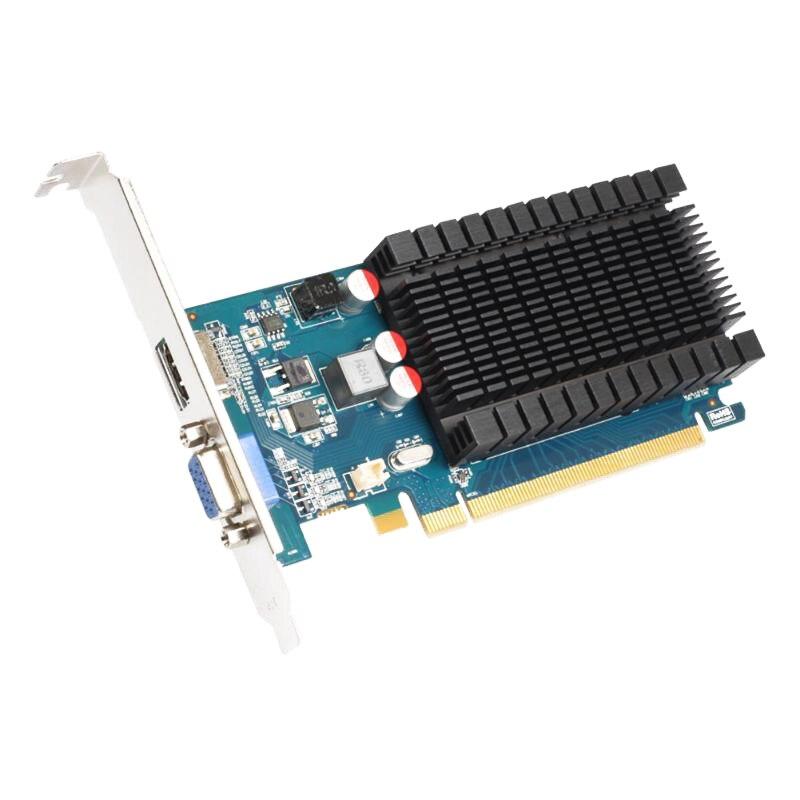 Yeston razon R5 230 para Amd Gpu 2Gb Gddr3 64 Bit 650 Mhz ordenador de sobremesa para juegos tarjetas de imagen de Video Compatible con Vga Hdmi Pci-E