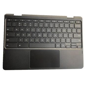 New for Lenovo Chromebook 300e Palmrest Upper Case + Keyboard TP Bottom Base Cover цена 2017