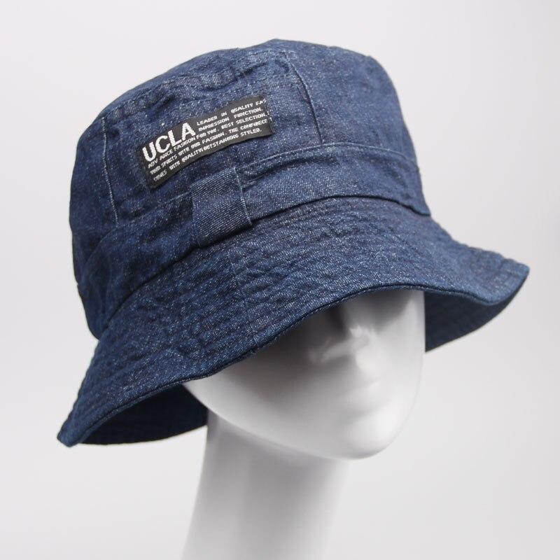 030a52ac8e3a4 Men Outdoor Sports Cowboy Cap Bucket Hats For Adult Summer Sun Cap Women  Breathable Fishing Hat