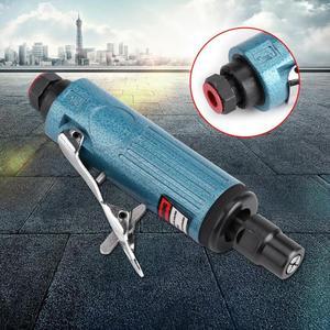 Image 5 - Pneumatische grinder carving werkzeug pneumatische werkzeug gravur polieren maschine pneumatische form grinder polijstmachine Splitter/Blauw