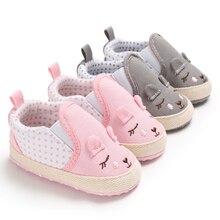 Pudcoco/Новинка; Брендовая обувь для новорожденных мальчиков и девочек; повседневная обувь для малышей; 0-18 месяцев