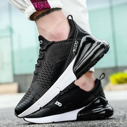 2018 Fashion New Men Boot Lace Up Comfortable For Adult casual shoes Hight Quality Breathable Male Booties Zapatillas de deporte