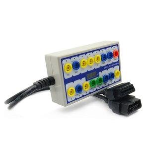 Image 4 - Автомобильный видеорегистратор OBDII obd, с разъемом штифтом