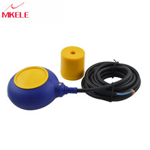 Top Selling Cable Water Tank Level  MK-CFS03 4 Meter Float Switch AC 250V Cable Fluid Level Controller High Quality China liquid water level sensor water tank level float switch mk cfs03 float switch controller contactor sensor 4 meter