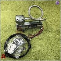 AIRMEXT 444C Silent Air Pump Air compressor Penumatic air suspension system spare parts tunning vehicle parts