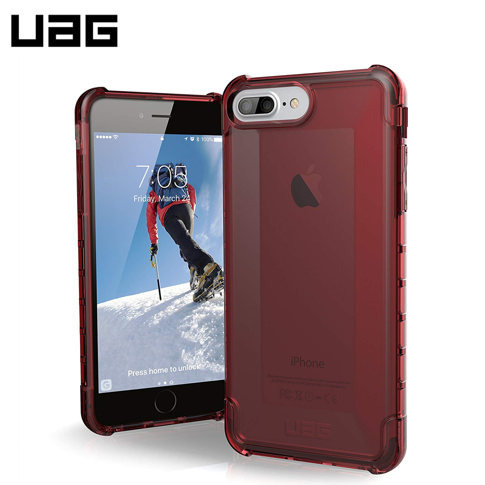 Mobile Phone Bags & Cases UAG IPH87PLS-Y-CR  8 Plus  case bag phone 1 plus