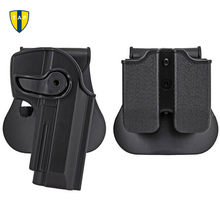 Esercito militare IMI 1911/G17/M92 Pistola Holster Per Beretta 92 Polymer Roto Holster Magazine Airsoft Tactical Holster(China)