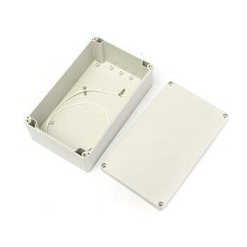 19.8x12x7.5 Cm Su Geçirmez Proje Kutusu Plastik ABS Dayanıklı Kolay Kurulum Neme Dayanıklı Fit Çeşitli Kontrol Kutuları Dolapları