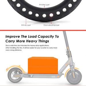Image 4 - Neumáticos huecos para patinete eléctrico Xiaomi Mijia M365 Pro, amortiguador de goma
