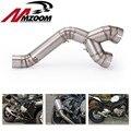 Выхлопная система для мотоцикла  выхлопная система из нержавеющей стали  60 мм  для BMW S1000RR 2010 2012 2013 2014