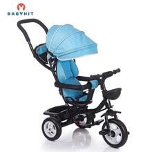 Детский велосипед-трицикл BABYHIT RIDE