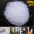 KIWARM 500g Polymorph Mouldable Plastic Pellets DIY Thermoplastic PCL Plasticmake DIY Craft Handmade Supplies