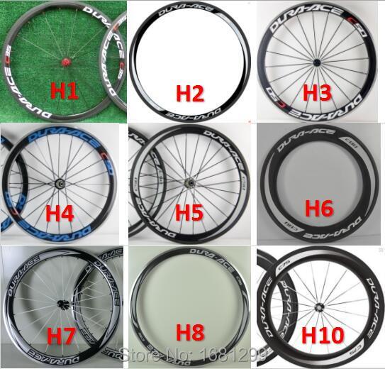 Nouveau 700C 38 50 60 88mm vélo de route brillant mat 3 K UD 12 K roues de vélo en fiber de carbone jantes tubulaires en carbone livraison gratuite