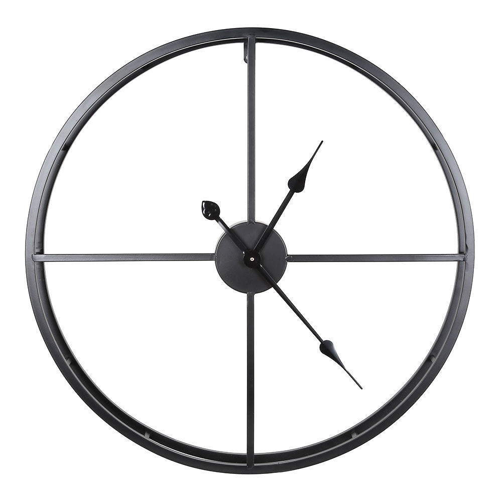 Large Wall Clock Decorative Hanging Watch for Home Office Simple and Generous Home Decor Clocks