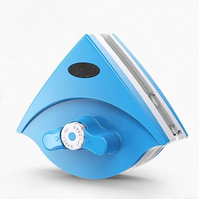 New Double Sided Finestra di Vetro Magnetico Cleaner Magneti Spazzola di Casa Wi