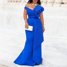 Sexy Mermaid  Elegant Maxi Dress
