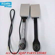 Auto części zamienne części wewnętrzne numer OE 5811030U8010 5811040U8010 dla JAC J3 pas bezpieczeństwa montażu zamka tanie tanio Fotele Ławki accessoires steal Seat belt lock Mazda Szary