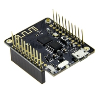 Ttgo Mini32 V2.0.13 Esp32 Rev1 (Rev One) Wifi + Bluetooth Module For D1 Mini Circuits     -