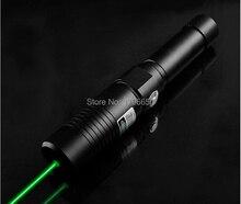 все цены на High Power military 50w 50000m 532nm green Laser Pointer SOS Flashlight burning match candle lit cigarette wicked LAZER Hunting онлайн
