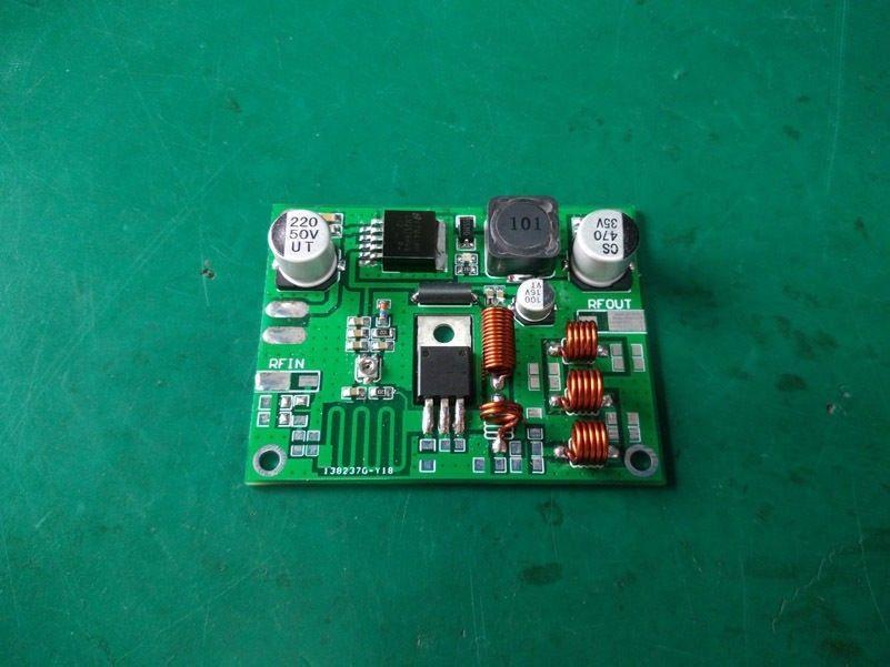 15 W 80-120 Mhz Module émetteur FM carte amplificateur FM émetteur DC 12 v