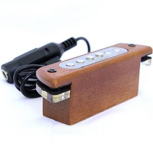 """Image 4 - Flanger acoustique Folk bois guitare son trou pick up magnétique Guitarra micros pour 39 """"/40""""/41 """"/42"""" accessoires guitare FP 02"""
