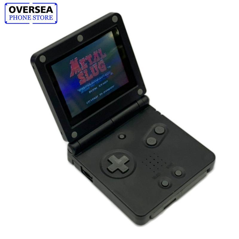 32-bit 268 Consola de jogos das Crianças Retro Mini GB GBA Handheld Máquina de Jogo Pode Baixar Engraçado Máquina de Recreio