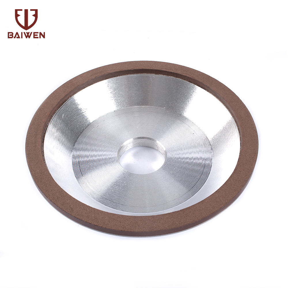 150mm Diamond Grinding Wheel Cup Cutter Grinder for Carbide Metal 120 240 Grit|Grinding Wheels| |  - title=