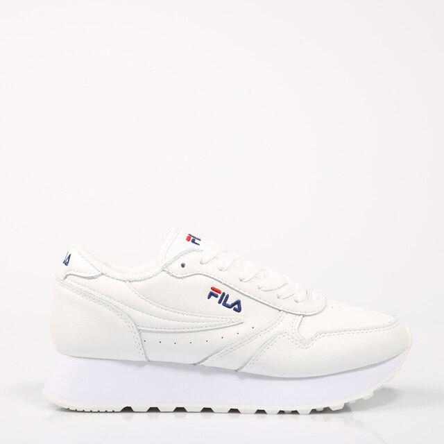 e31ea37033a FILA ZAPATILLAS órbita ZEPPA Blanco 1010311 Blanco Polipiel Mujer-Blanco  ZAPATILLAS de deporte zapatos de