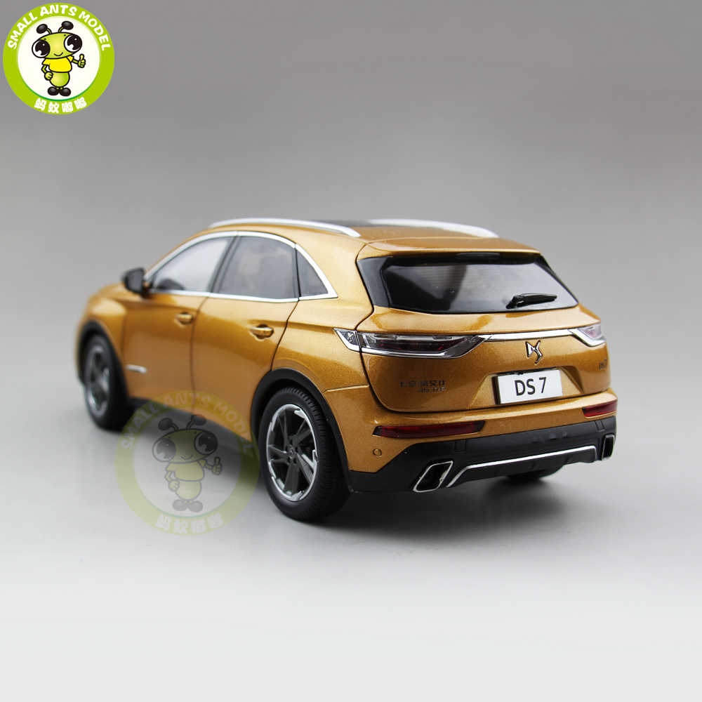 Citroen Ds7 1 18 Citroen Ds7 Diecast Model Car Toys For Kids Boy Girl Birthday Gift