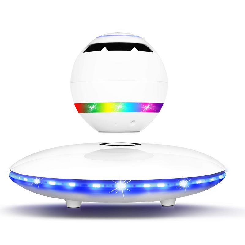 Портативный bluetooth динамик портативная Магнитная подвеска беспроводной громкоговоритель звук система стерео музыка объемный открытый дина