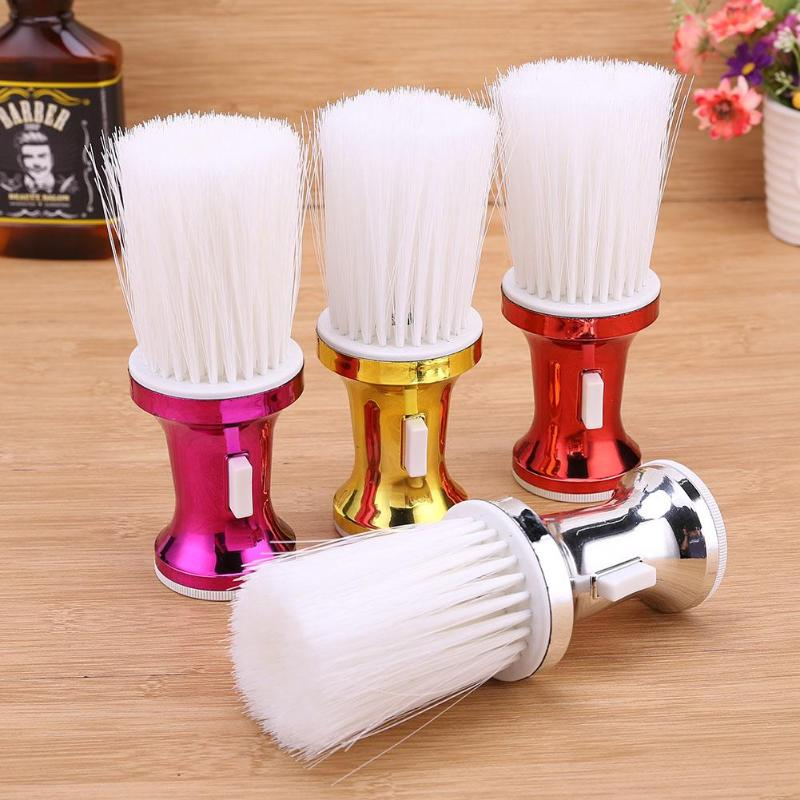 1PC Professional Hair Cutting Neck Face Duster Brushes Barber Hair Clean Hairbrush Salon Stylist Hairdressing Tools Accessories
