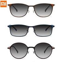 Xiaomi Mijia обесцвечивание близорукость изменение очки анти синий луч УФ усталость защита глаз массаж роликовый массажер