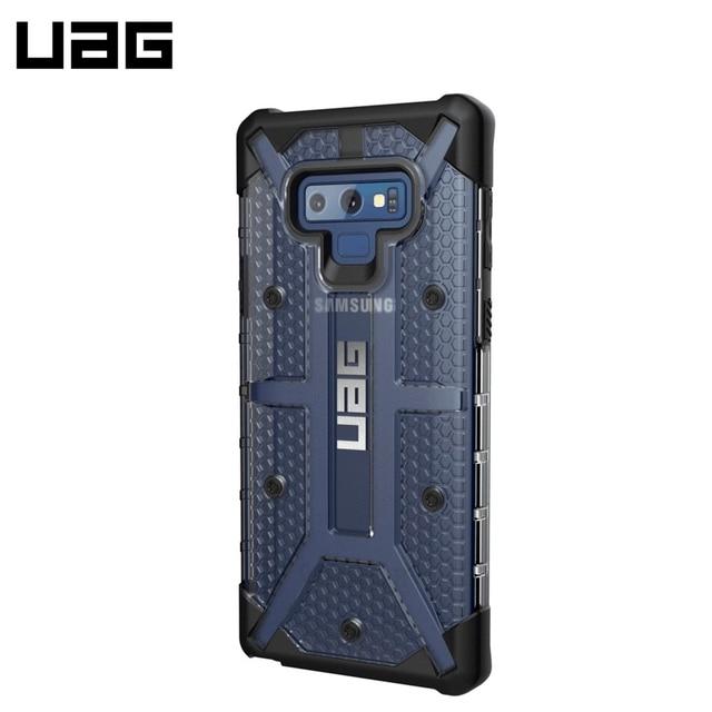 Защитный чехол UAG Plasma для Samsung Galaxy Note 9 цвет серый/211053114343/32/4