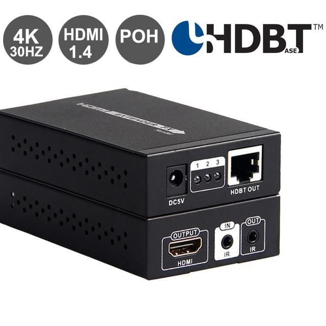 LENKENG LKV375N HDBaseT HDMI Extender over single Cat cable Extends HDMI Bi-Directional IR Cat5e/6 - 1080p 60Hz 70m 4K 40mLENKENG LKV375N HDBaseT HDMI Extender over single Cat cable Extends HDMI Bi-Directional IR Cat5e/6 - 1080p 60Hz 70m 4K 40m