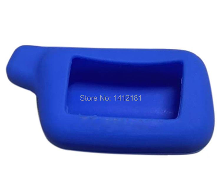 Оптовая продажа X5 силиконовый чехол для ключей брелок для российских 2-способ автосигнализации Системы дистанционного брелока Томагавк X5 1